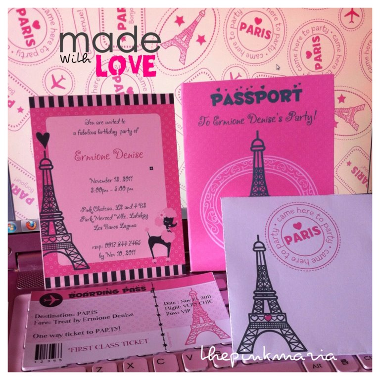 Invitation Card For Debut Ideas